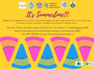 It's summertime – voucher conciliazione 2019